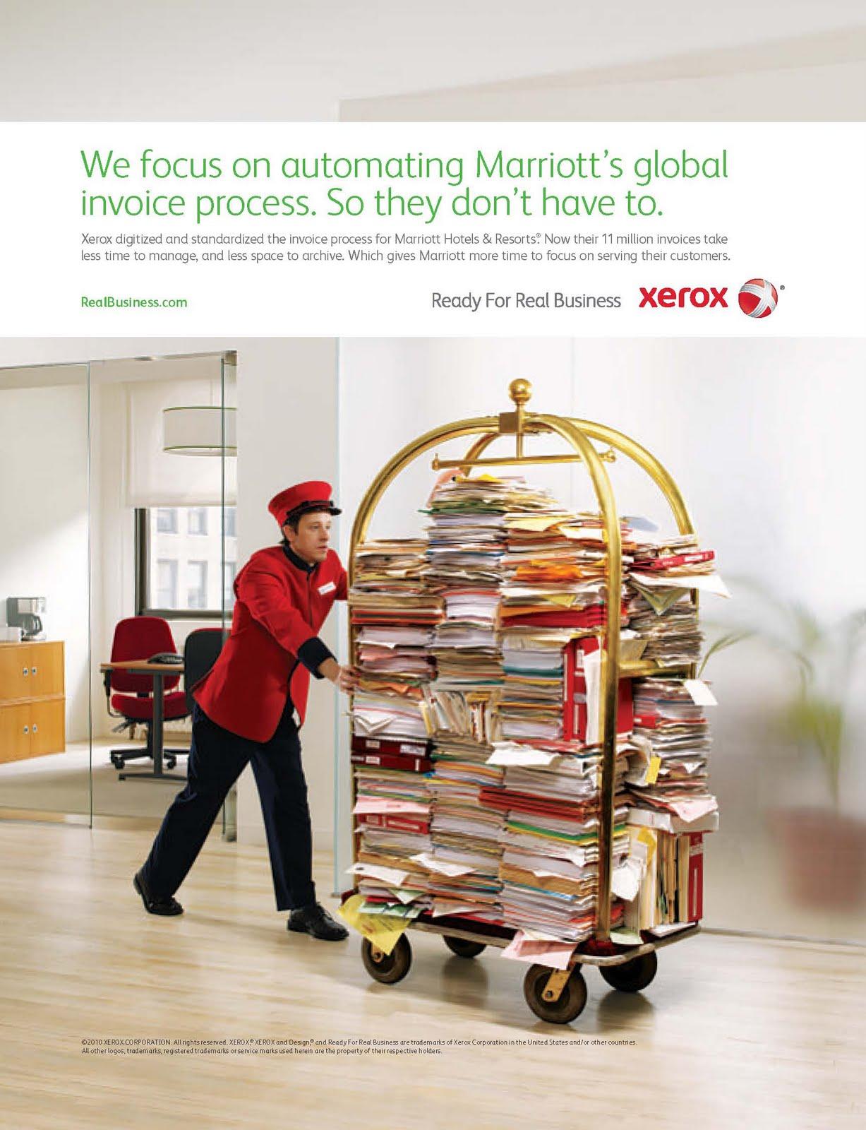 Xerox Mariott