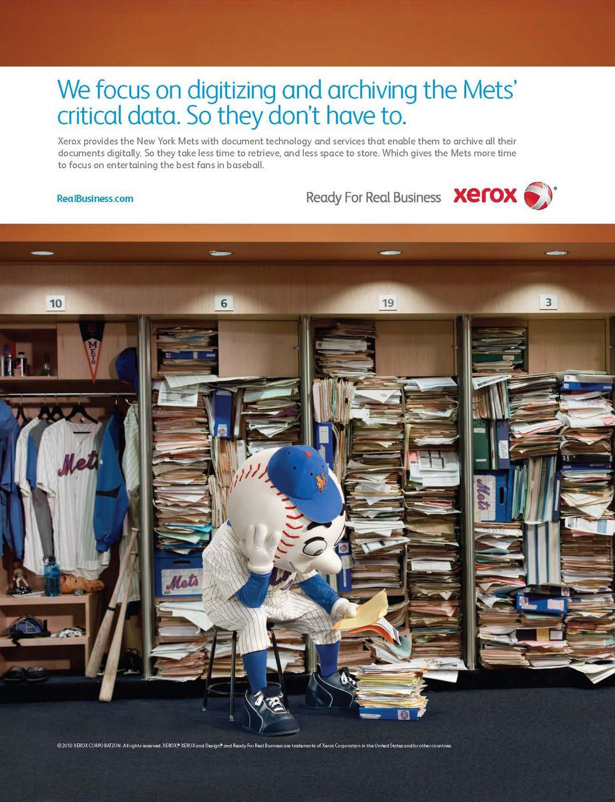 Xerox Mets