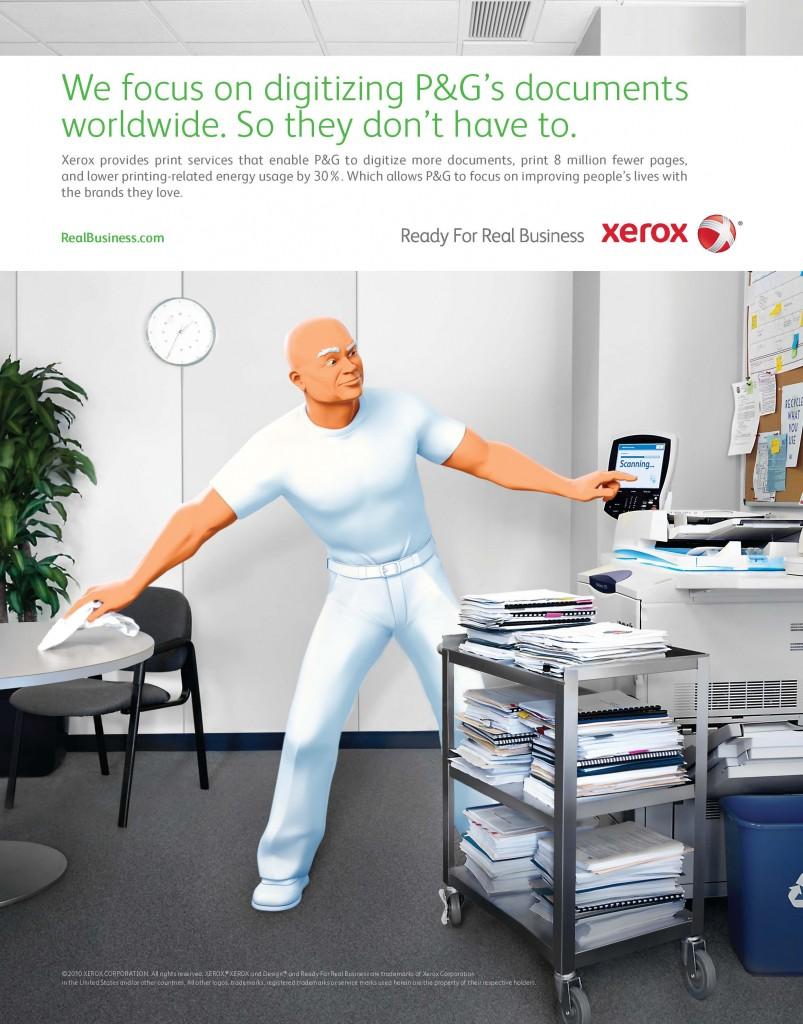 Xerox P&G