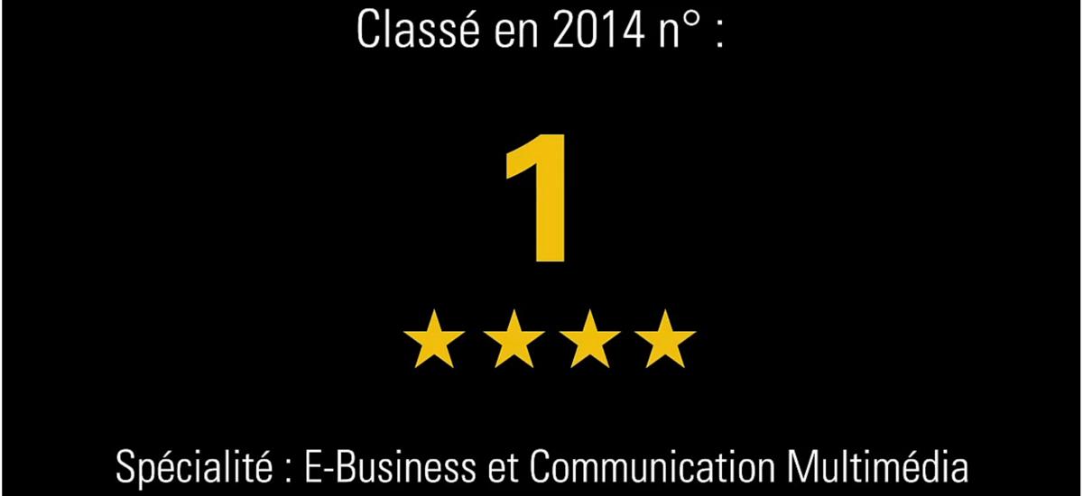 Les talents du Digital ! MBA MCI Spécialisé Marketing Commerce sur Internet