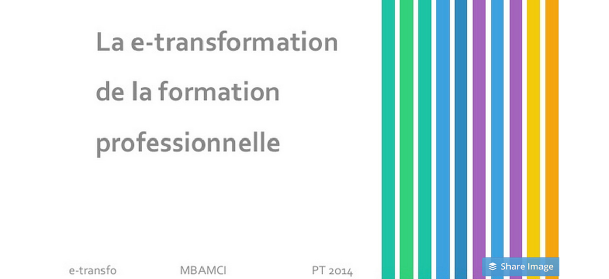 Formation professionnelle : 5 tendances numériques