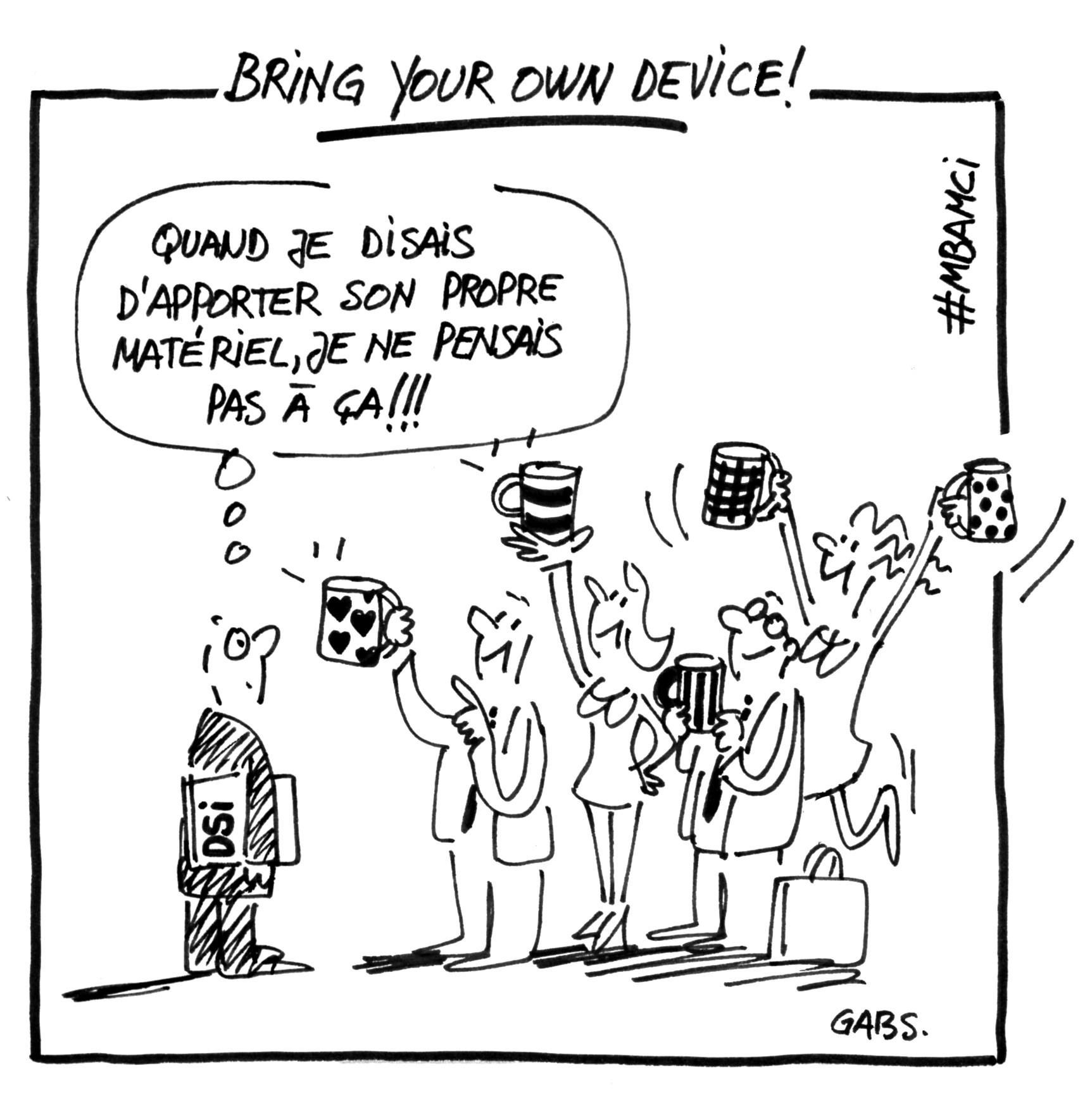 Tendances Digitales En 10 Dessins Humoristiques