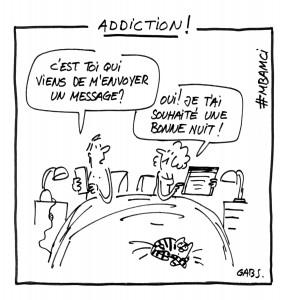 Addiction digitale