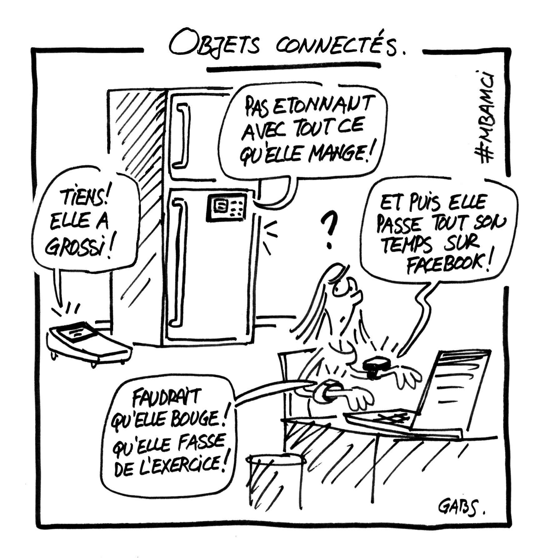 Tendances digitales en 10 dessins humoristiques - Dessin humoristique voiture ...