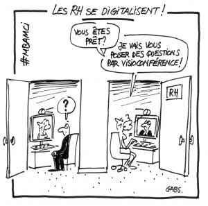 Les RH se digitalisent