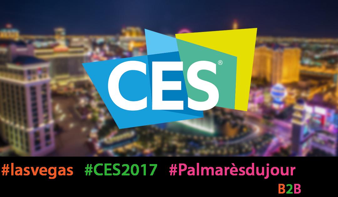 #CES Palmarès des 3 meilleures innovations B2B et B2C