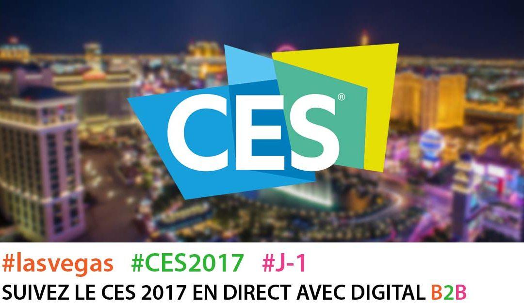 #DigitalB2B – Suivez le CES en direct de Las Vegas avec nous