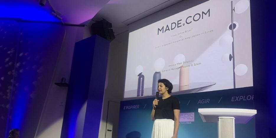 #CXParis : Made.com 'designe' l'expérience client